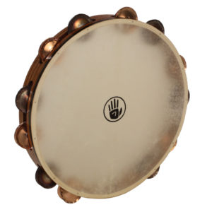 Pandereta Black Swamp Percussion modelo T12-1