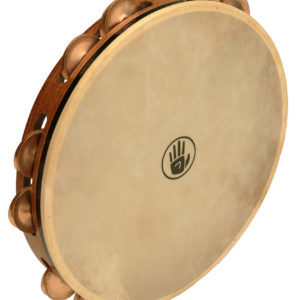 Pandereta Black Swamp Percussion T12-4
