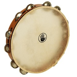 Pandereta Black Swamp Percussion T12-3