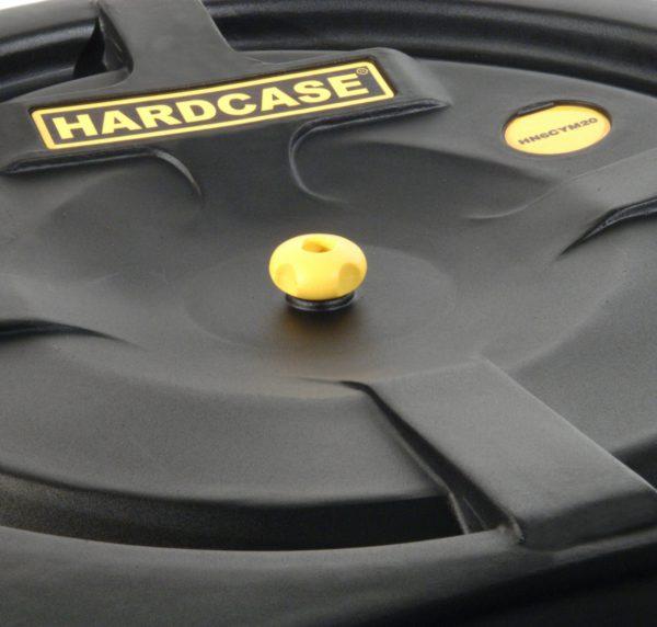 Estuche de platos Hardcase HN6CYM20 detalle