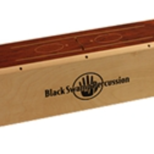 Log Drum Black Swamp Percussion LOG3