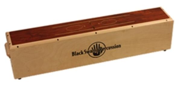 Log Drum Black Swamp Percussion LOG3