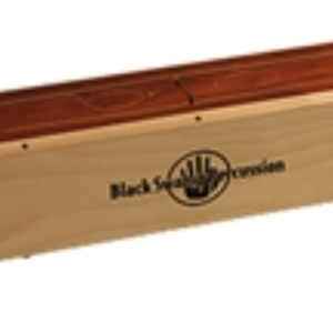 Log Drum Black Swamp Percussion LOG4