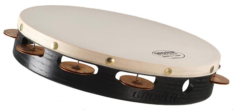 Pandereta Grover Pro Percussion T1/BC