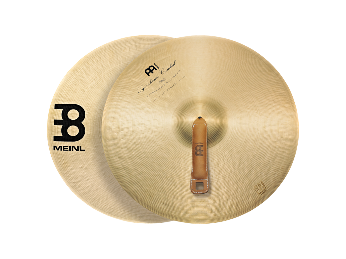Platos Meinl 16 Medium