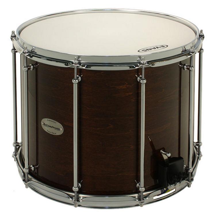 Symphonic Field Drum Black Swamp Percussion SA1215MST