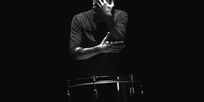 Luis Tabuenca, percusionista compositor improvisador