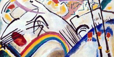 Suelta las baquetas y pinta, Kike Labién. Kandinsky