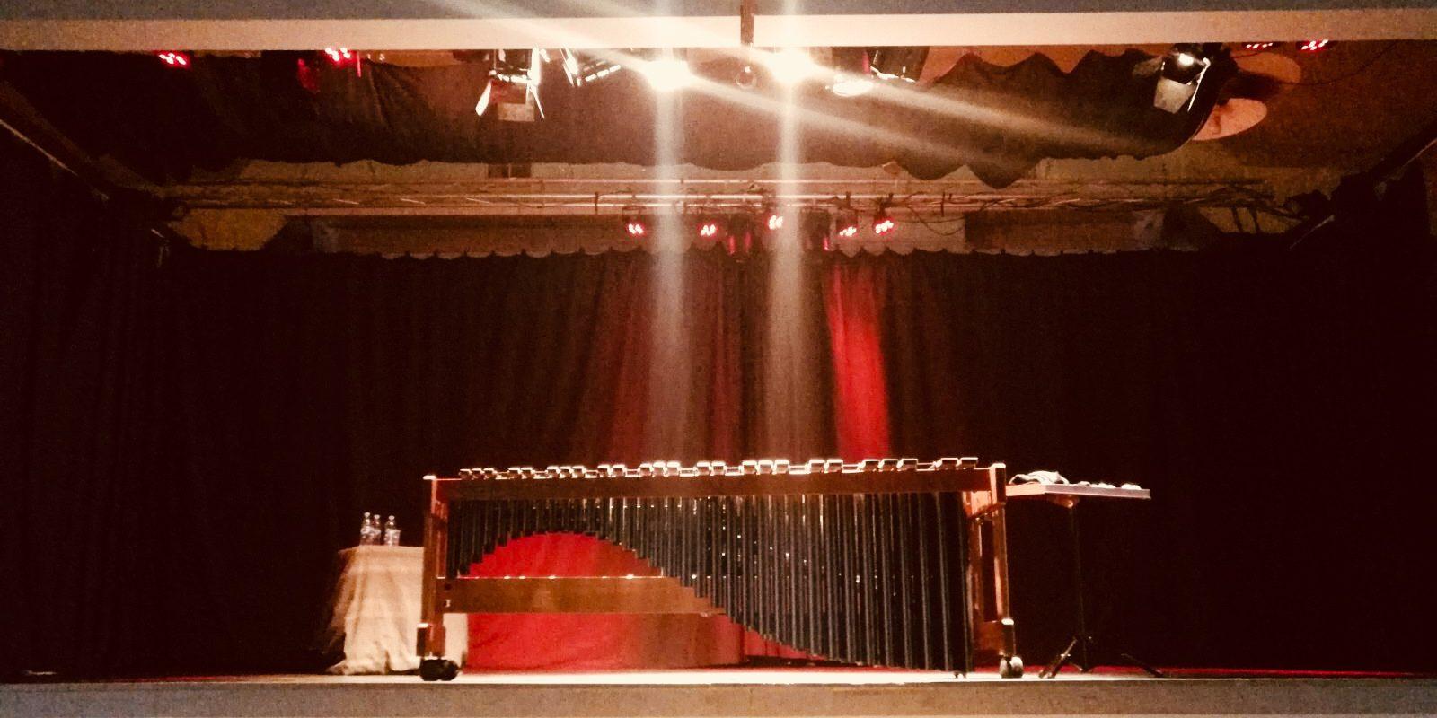 marimba solista